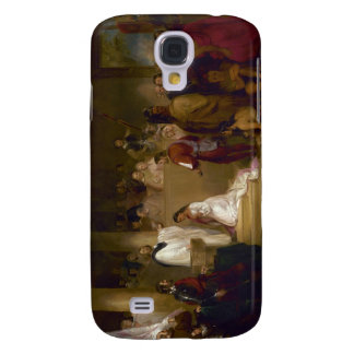 The Baptism of Pocahontas by John Gadsby Chapman Samsung Galaxy S4 Cover