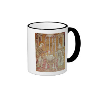 The Baptism of St. Paul By Ananias Ringer Mug