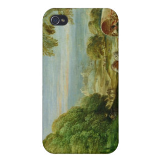 The Baptism of the Ethiopian Eunuch iPhone 4/4S Covers