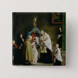 The Baptism Pinback Button