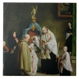 The Baptism Tile