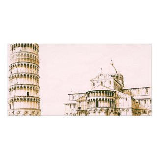 The Baptistery of St John - Leaning Tower Of Pisa Photo Cards