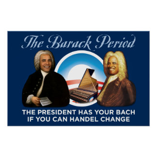 The Barack Period Poster