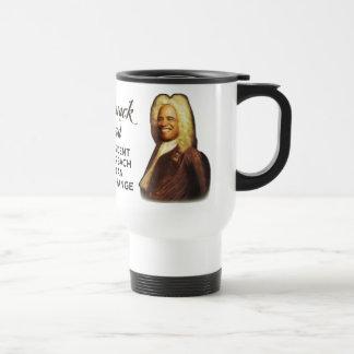 The Barack Period Travel/Commuter Mug