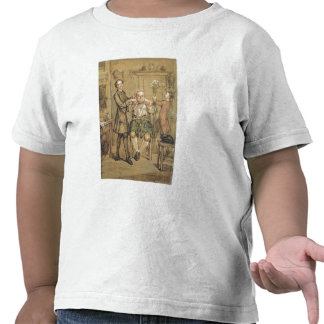 The Barber, c.1760-69 (oil on canvas) Tees