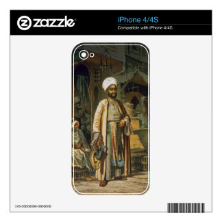 The Barber, from 'Souvenir of Cairo', 1862 (litho) Skins For iPhone 4