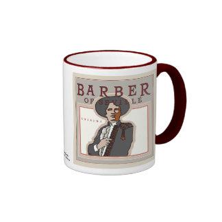 The Barber of Seville! Opera Ringer Mug