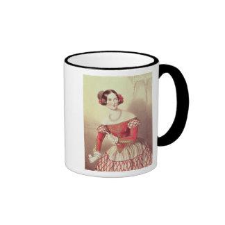 The Barber of Seville Ringer Mug