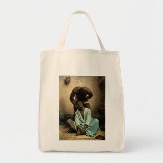 The Barber of Suez Tote Bag