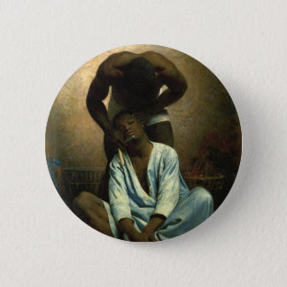 The Barber of Suez Pinback Button