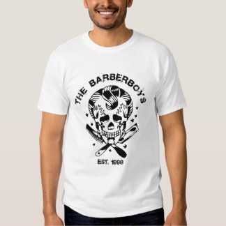 The Barberboys - The T-shirt Remera