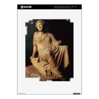 The Barberini Suppliant, Greek, c.470-440 BC (marb iPad 3 Decals