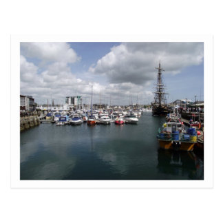 The Barbican Postcard