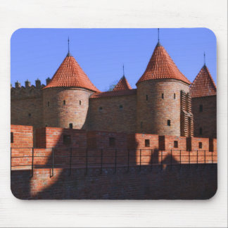 The Barbican, Warsaw, Poland Mouse Pad