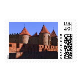 The Barbican, Warsaw, Poland Postage