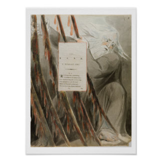The Bard: A Pindaric Ode, from 'The Poems of Thoma Poster