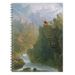 The Bard, c.1817 (oil on canvas) Notebook