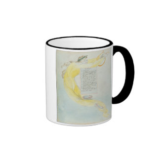'The Bard', design 52 from 'The Poems of Thomas Gr Coffee Mug