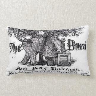 The bard lumbar pillow