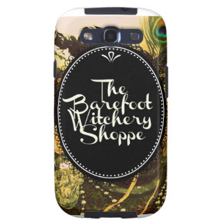 The Barefoot Witchery Shoppe Phone Case Samsung Galaxy S3 Cases