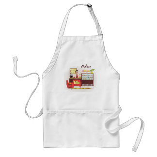 The Barista Adult Apron