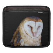 The Barn Owl iPad Sleeve