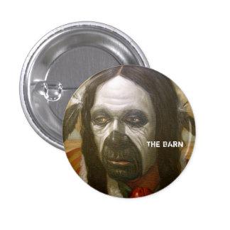 THE BARN PINBACK BUTTON