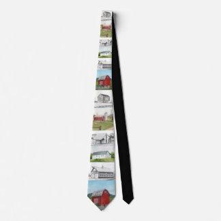 The Barn Tie