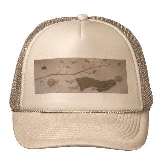 THE BARN TRUCKER HAT