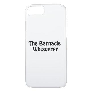 the barnacle whisperer iPhone 8/7 case