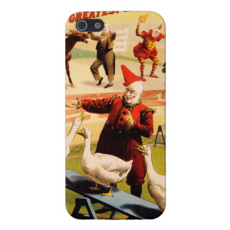 The Barnum & Bailey Greatest Show on Earth Cover For iPhone SE/5/5s