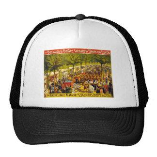 The Barnum & Bailey greatest show on Earth Hat
