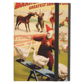 The Barnum & Bailey Greatest Show on Earth iPad Air Cover