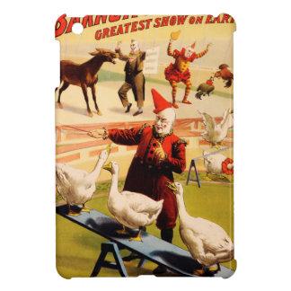 The Barnum & Bailey Greatest Show on Earth iPad Mini Cover