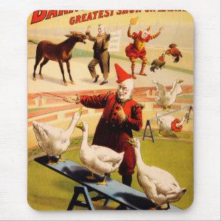 The Barnum & Bailey Greatest Show on Earth Mouse Pad