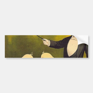 The Barnum & Bailey greatest show on earth--Troupe Bumper Sticker