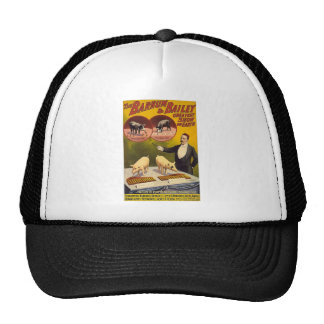 The Barnum & Bailey greatest show on earth--Troupe Hats