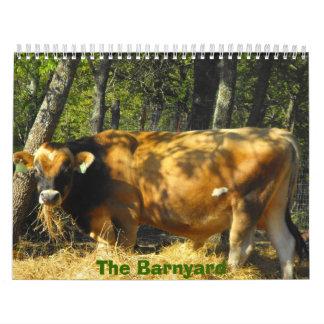 The Barnyard---2010 Calendar