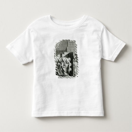 The Baron...saluted Candide Toddler T-shirt