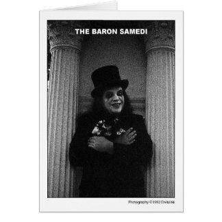 The Baron Samedi Card