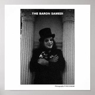 The Baron Samedi Poster