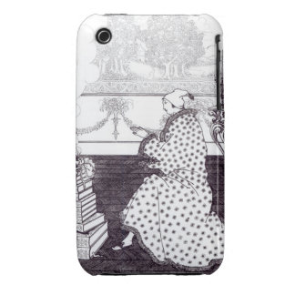 The Baron's Prayer, from 'The Rape of the Lock', b iPhone 3 Case-Mate Case