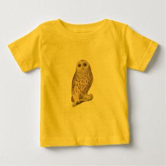 The Barred Owl(Ulula nebulosa) Baby T-Shirt