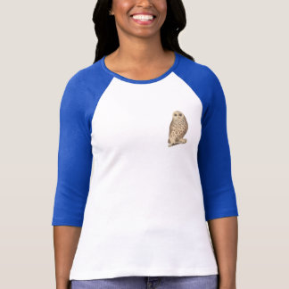 The Barred Owl(Ulula nebulosa) T-Shirt