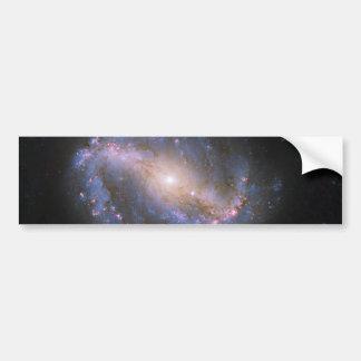 The Barred Spiral Galaxy NGC 6217 Bumper Sticker