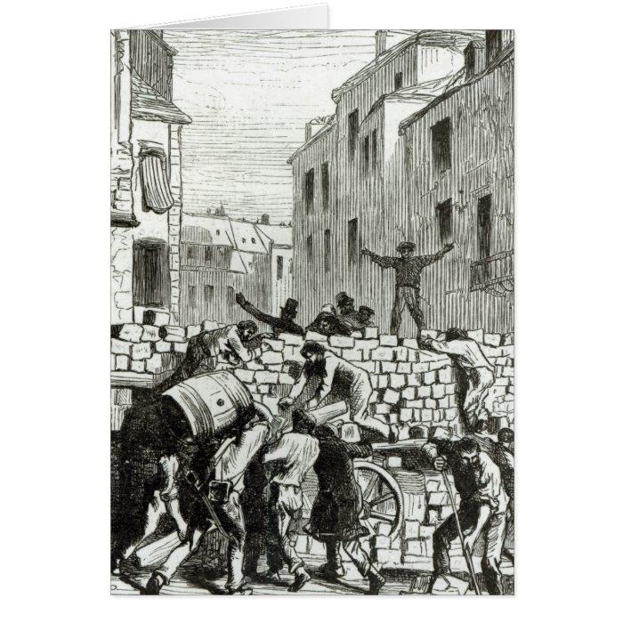 The Barricade Card