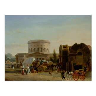 The Barrier at La Villette Postcards