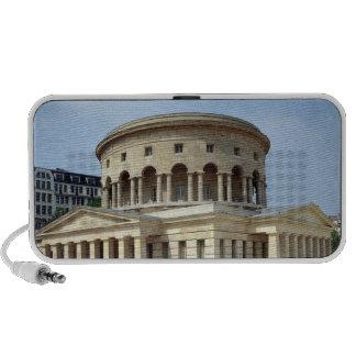 The Barriere de La Villette 1784-87 Notebook Speaker