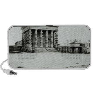 The Barriere de l'Etoile, Paris, 1858-78 Mini Speaker