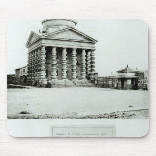 The Barriere de l'Etoile, Paris, 1858-78 Mouse Pads